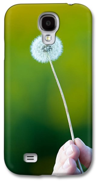 Prairie Galaxy S4 Cases - Holding on to the last days of summer Galaxy S4 Case by Sebastian Musial