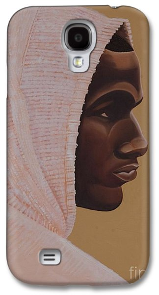 Hood Boy Galaxy S4 Case by Kaaria Mucherera