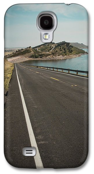 Fort Collins Galaxy S4 Cases - Horsetooth Reservoir Galaxy S4 Case by Ray Devlin