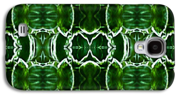 Symetry Galaxy S4 Cases - Hosta Leaves Galaxy S4 Case by  Onyonet  Photo Studios