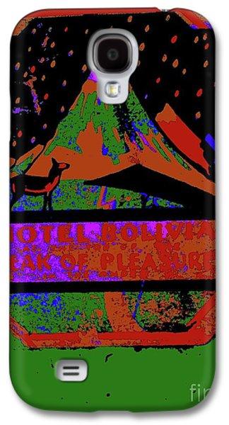 Llama Digital Galaxy S4 Cases - Hotel Boliva 6 Galaxy S4 Case by Nina Kaye