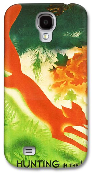 Vixen Digital Galaxy S4 Cases - Hunting in the USSR Galaxy S4 Case by Nomad Art And  Design