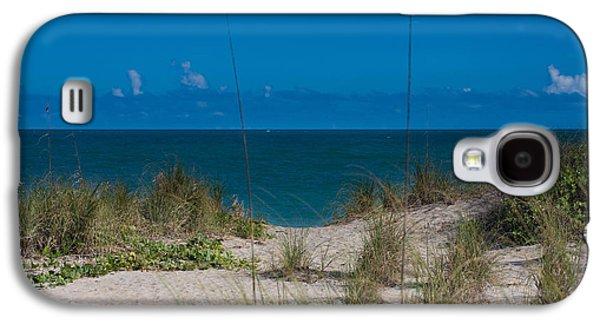 Fort Pierce Galaxy S4 Cases - Hutchinson Island Heaven Galaxy S4 Case by Trish Tritz