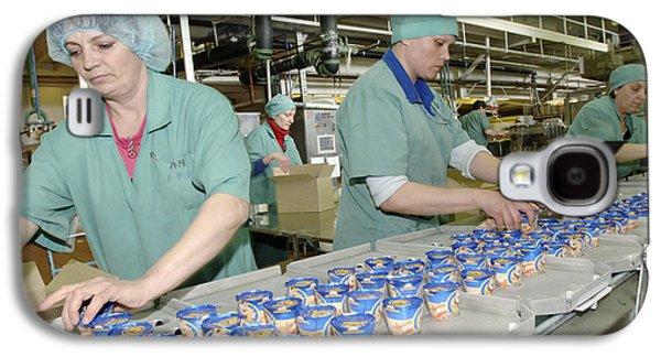 Production Line Galaxy S4 Cases - Ice Cream Production Line Galaxy S4 Case by Ria Novosti