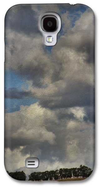 Cloudscape Digital Galaxy S4 Cases - If the World Ends Today Galaxy S4 Case by Laurie Search