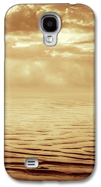 Beaches Galaxy S4 Cases - Illusion Never Changed Into Something Real Galaxy S4 Case by Dana DiPasquale