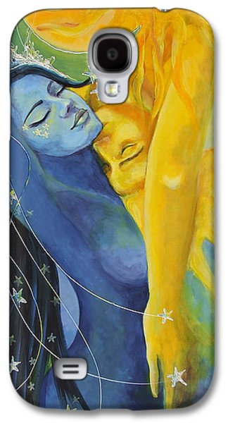 Yang Galaxy S4 Cases - Ilusion from Impossible Love series Galaxy S4 Case by Dorina  Costras