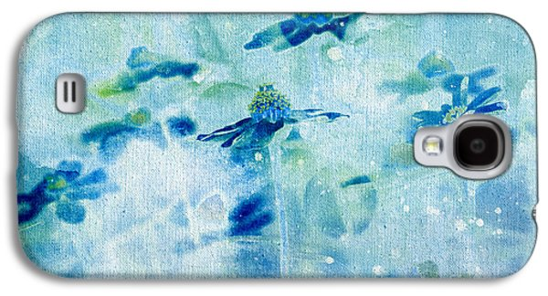 Flora Mixed Media Galaxy S4 Cases - Imagine - m11v09 Galaxy S4 Case by Variance Collections