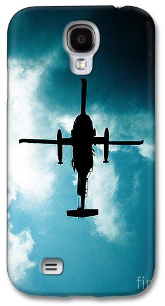 Iraq Prints Galaxy S4 Cases - Impending Doom Galaxy S4 Case by Lj Lambert