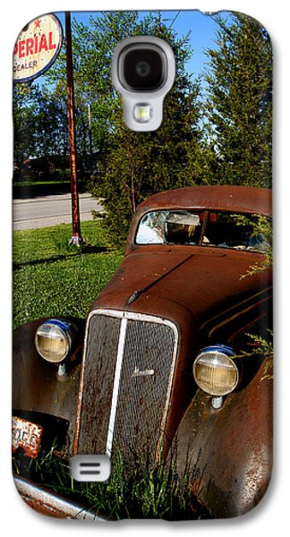 Rusted Cars Galaxy S4 Cases - Imperial Dealer Galaxy S4 Case by Cale Best