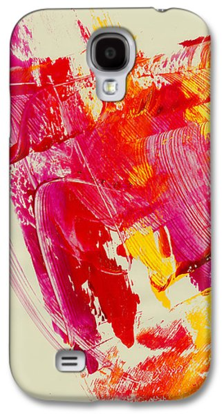 Swiss Mixed Media Galaxy S4 Cases - In A Hurry   Galaxy S4 Case by Manuel Sueess