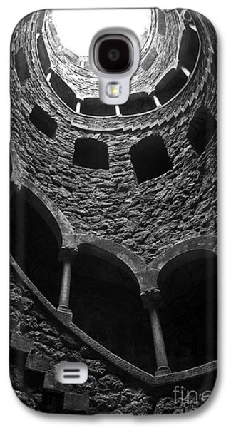 Stone Buildings Galaxy S4 Cases - Initiation Well Galaxy S4 Case by Carlos Caetano