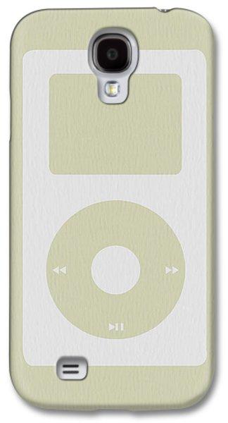 Objects Galaxy S4 Cases - iPod Galaxy S4 Case by Naxart Studio
