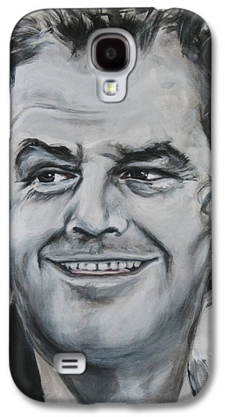 Jack  Galaxy S4 Case by Eric Dee