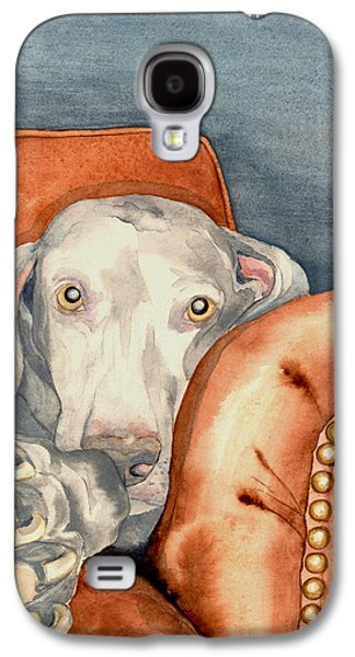 Puppies Galaxy S4 Cases - Jade Galaxy S4 Case by Brazen Edwards