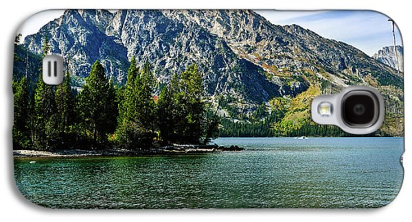 Photographic Art Galaxy S4 Cases - Jenny Lake Galaxy S4 Case by Greg Norrell