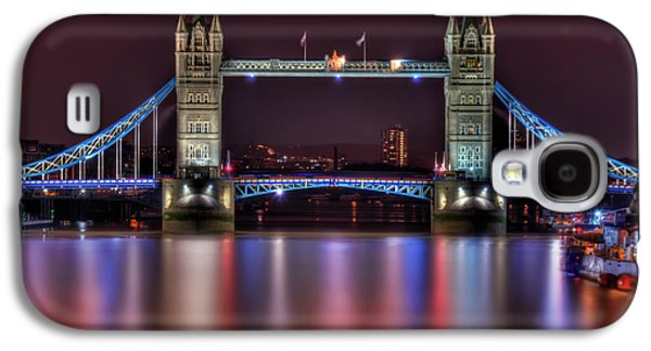 Tower Photographs Galaxy S4 Cases - Jewel Of The Night Galaxy S4 Case by Evelina Kremsdorf