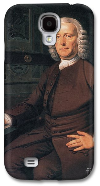 Self Discovery Galaxy S4 Cases - John Harrison, English Inventor Galaxy S4 Case by Photo Researchers