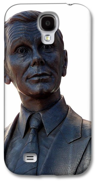 Johnny Carson Galaxy S4 Case by Jeff Lowe