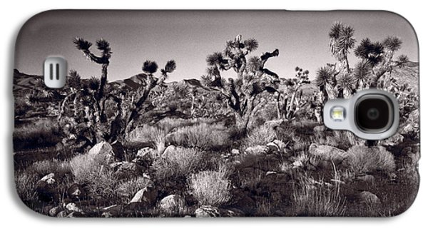 St George Galaxy S4 Cases - Joshua Tree Forest St George Utah Galaxy S4 Case by Steve Gadomski