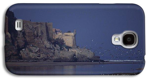 Rabat Photographs Galaxy S4 Cases - Rabat Bouregreg River Morocco Galaxy S4 Case by Antonio Martinho