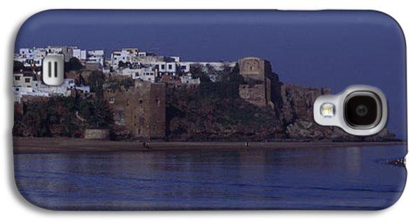 Rabat Photographs Galaxy S4 Cases - Rabat Kasbah Des Oudaias Bouregreg River Morocco Galaxy S4 Case by Antonio Martinho
