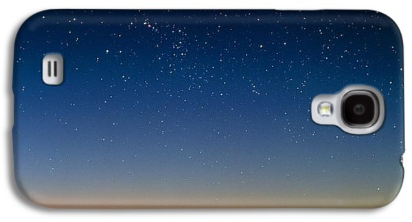 Keck Galaxy S4 Cases - Keck I And Ii Telescopes On Mauna Kea, Hawaii Galaxy S4 Case by David Nunuk