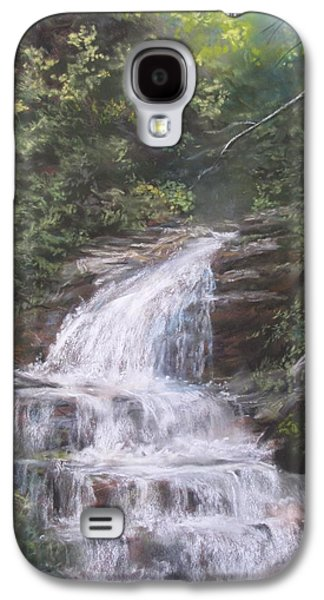 Jack Skinner Galaxy S4 Cases - Kent Falls Galaxy S4 Case by Jack Skinner