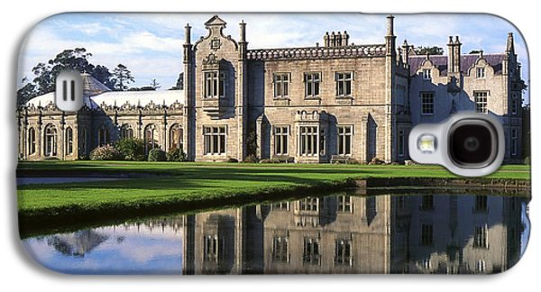 Reflections Of Sky In Water Galaxy S4 Cases - Kilruddery House And Gardens, Co Galaxy S4 Case by The Irish Image Collection