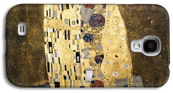 1907 Galaxy S4 Cases - Klimt: The Kiss, 1907-08 Galaxy S4 Case by Granger