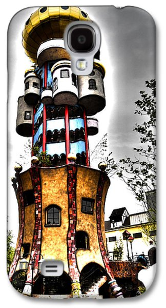 Architectur Galaxy S4 Cases - Kuchlbauer - Abensberg Galaxy S4 Case by Juergen Weiss