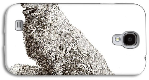 Working Breed Galaxy S4 Cases - Kuvasz named Pax Galaxy S4 Case by Jack Pumphrey