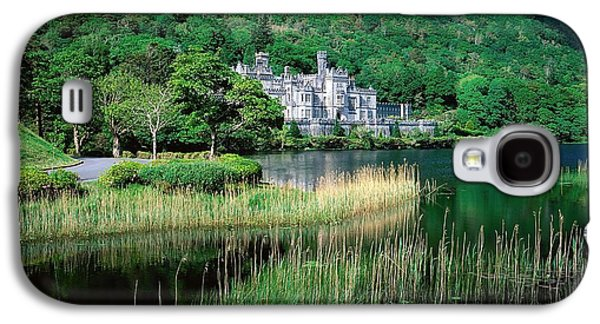 Monasticism Galaxy S4 Cases - Kylemore Abbey, Co Galway, Ireland Galaxy S4 Case by The Irish Image Collection