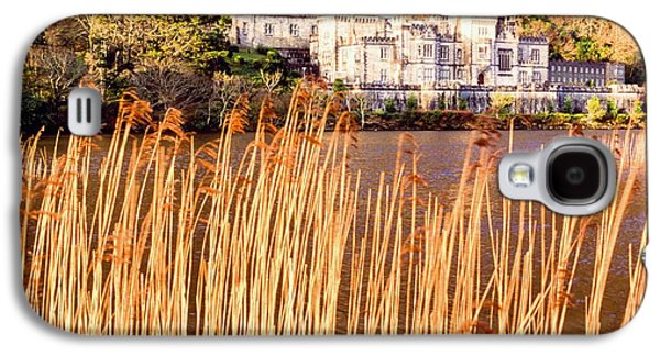 Monasticism Galaxy S4 Cases - Kylemore Abbey, County Galway Galaxy S4 Case by Sici