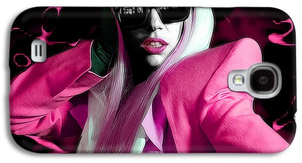 Pride Galaxy S4 Cases - Lady Gaga by GBS Galaxy S4 Case by Anibal Diaz