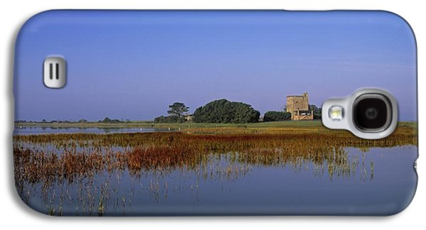 Monasticism Galaxy S4 Cases - Ladys Island, Co Wexford, Ireland Site Galaxy S4 Case by The Irish Image Collection