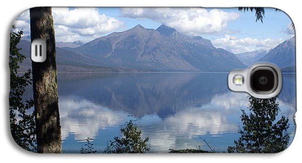 Marty Koch Galaxy S4 Cases - Lake McDonald Glacier National Park Galaxy S4 Case by Marty Koch