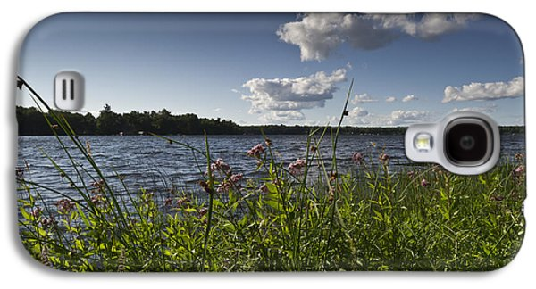 Camelot Galaxy S4 Cases - Lake view Galaxy S4 Case by Gary Eason