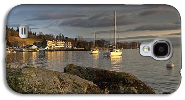 Lake Windermere Ambleside, Cumbria Galaxy S4 Case by John Short