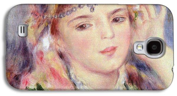 L'algerienne Galaxy S4 Case by Pierre Auguste Renoir
