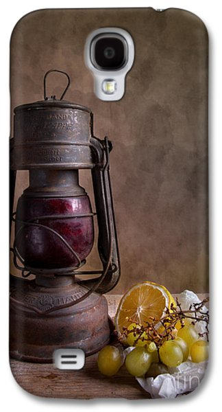 Lamp And Fruits Galaxy S4 Case by Nailia Schwarz