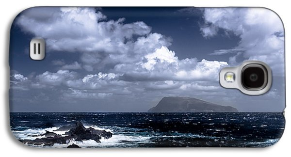 Edgar Laureano Photographs Galaxy S4 Cases - Land in sight Galaxy S4 Case by Edgar Laureano
