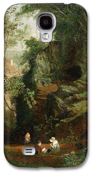 Landscape Near Clifton Galaxy S4 Case by Francis Danby