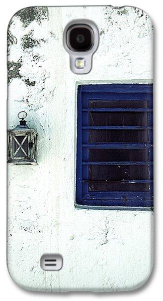 Lantern Galaxy S4 Cases - Lantern And Window Galaxy S4 Case by Joana Kruse
