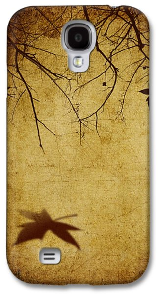 Abstract Digital Mixed Media Galaxy S4 Cases - Last Breath of Autumn Galaxy S4 Case by Svetlana Sewell