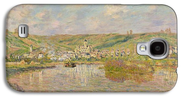 Late Afternoon - Vetheuil Galaxy S4 Case by Claude Monet