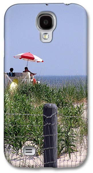 Original Art Photographs Galaxy S4 Cases - Lifeguards Galaxy S4 Case by Colleen Kammerer