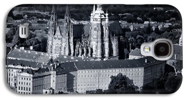 Fantasy Photographs Galaxy S4 Cases - Light on the Cathedral Galaxy S4 Case by Joan Carroll