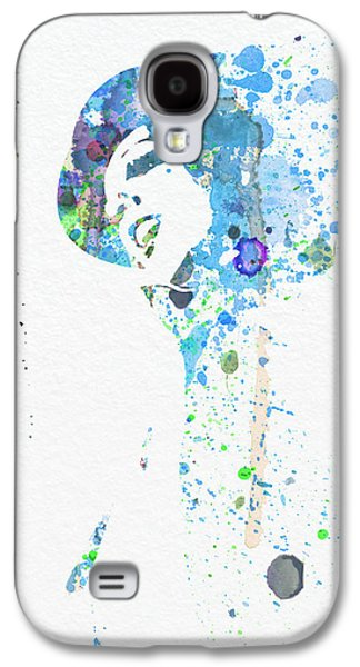 The New York New York Galaxy S4 Cases - Liza Minnelli Galaxy S4 Case by Naxart Studio