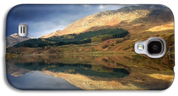 Design Pics - Galaxy S4 Cases - Loch Lobhair, Scotland Galaxy S4 Case by John Short